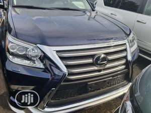 Lexus GX 2018 460 Luxury Blue   Cars for sale in Lagos State, Ikeja