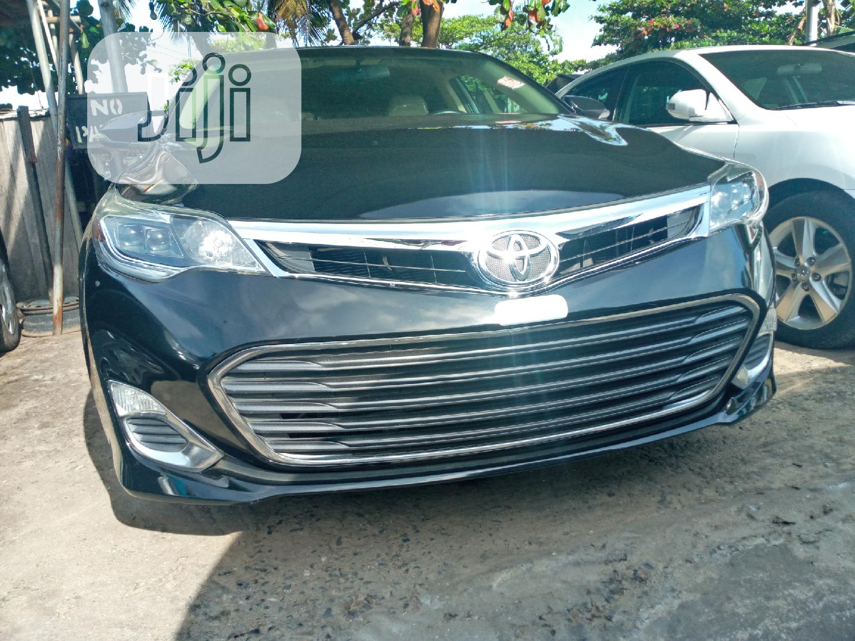 Toyota Avalon 2014 Black