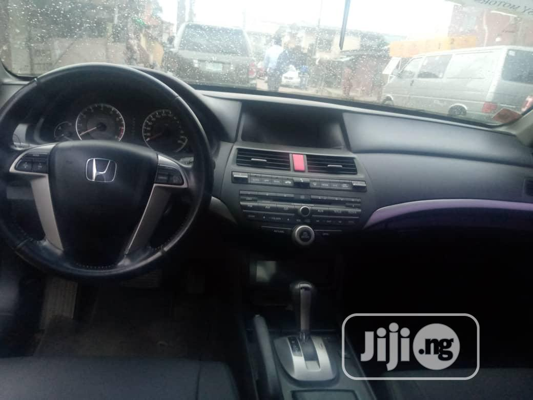 Honda Accord 2.4 EX Automatic 2008 Silver | Cars for sale in Surulere, Lagos State, Nigeria