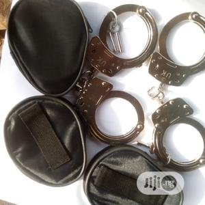 Stainless UK Handcuffs | Safetywear & Equipment for sale in Lagos State, Ikeja