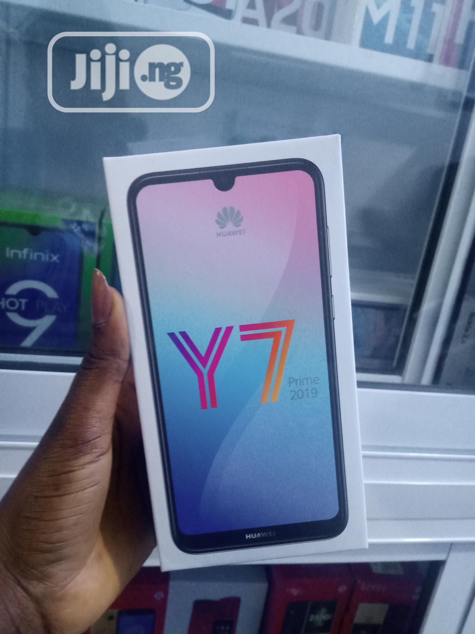 New Huawei Y7 Prime 32 GB