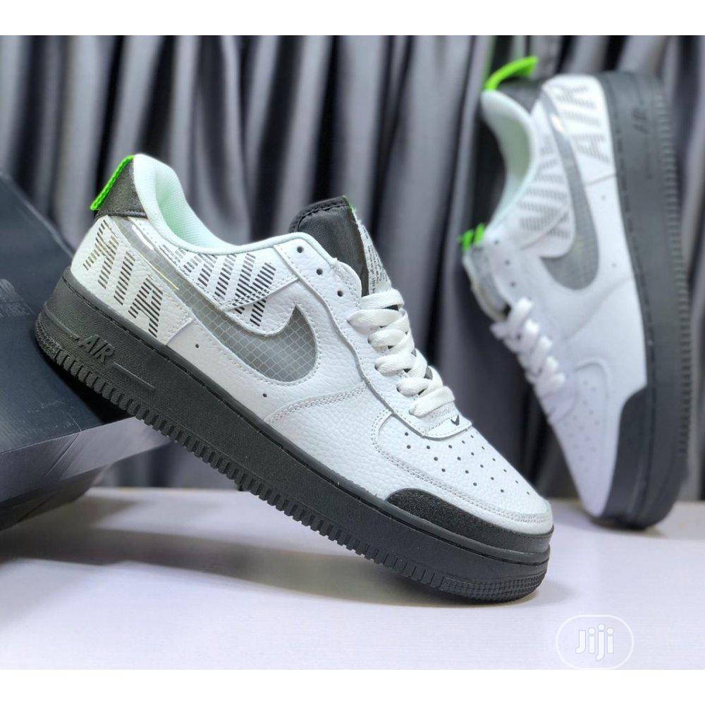 Airforce 1 Under Construction - Nike J11 | Shoes for sale in Alimosho, Lagos State, Nigeria