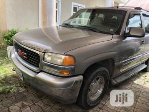 GMC Yukon 2002 SLT 4x4 Beige   Cars for sale in Lagos State, Ajah