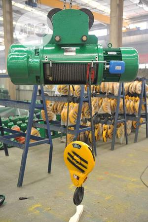 5 Tons Electric Hoist | Manufacturing Equipment for sale in Lagos State, Ajah