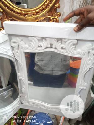 Beautiful White Mirror | Home Accessories for sale in Lagos State, Lagos Island (Eko)