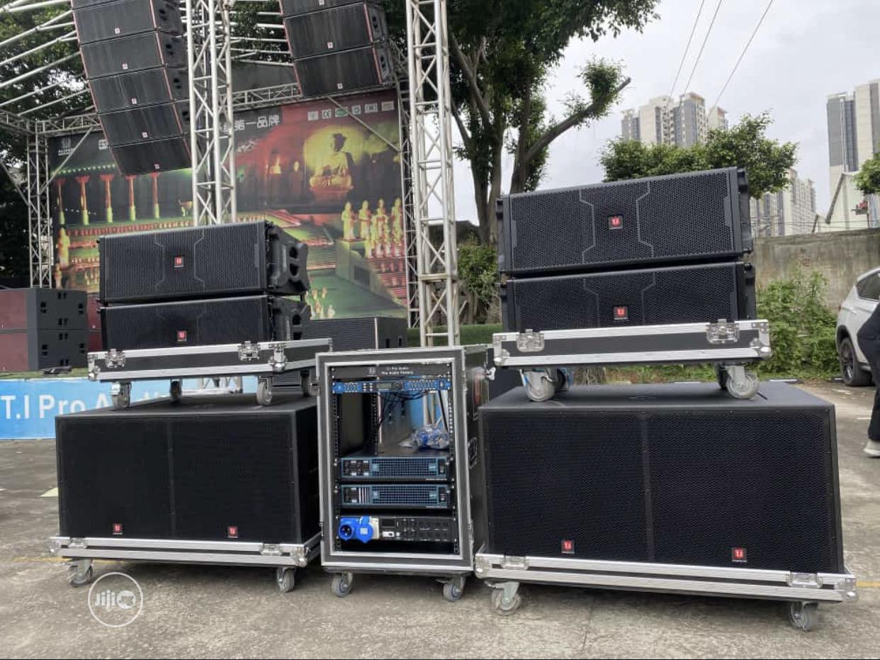 The Best Line Array Speaker | Audio & Music Equipment for sale in Surulere, Lagos State, Nigeria