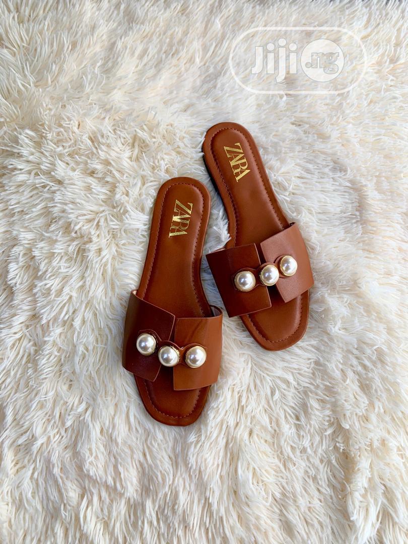 Zara Slippers | Shoes for sale in Ojo, Lagos State, Nigeria