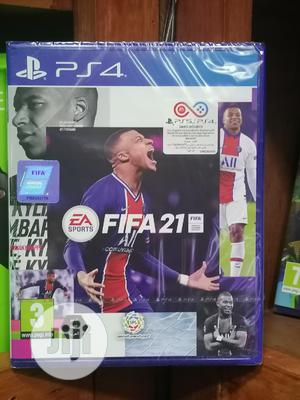 FIFA 21 - Playstation 4 | Video Games for sale in Lagos State, Lagos Island (Eko)
