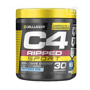 Cellucor C4 Ripped Sport Pre Workout Fat Burner & Energy A 3   Vitamins & Supplements for sale in Lagos State, Amuwo-Odofin