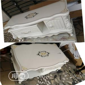 Royal Center Table and Tv Stand | Furniture for sale in Lagos State, Ikoyi