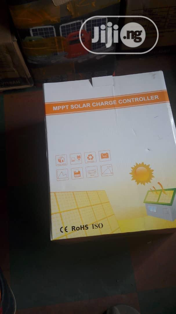 Archive: 60AH 12/24/36/48V Solar Charger Controller MPPT