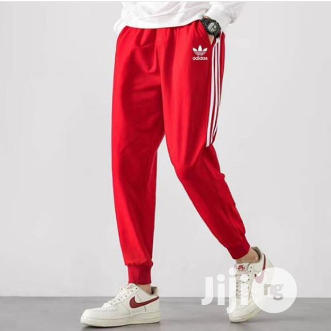 Original Adidas Joggers | Clothing for sale in Surulere, Lagos State, Nigeria