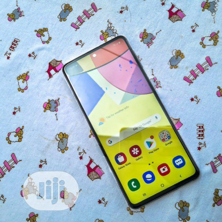 New Samsung Galaxy M31s 128 GB Black | Mobile Phones for sale in Surulere, Lagos State, Nigeria