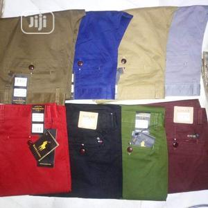 Polo Ralph Balogun Chinos Trouser | Clothing for sale in Lagos State, Surulere