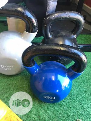 16kg Kettlebell | Sports Equipment for sale in Lagos State, Gbagada