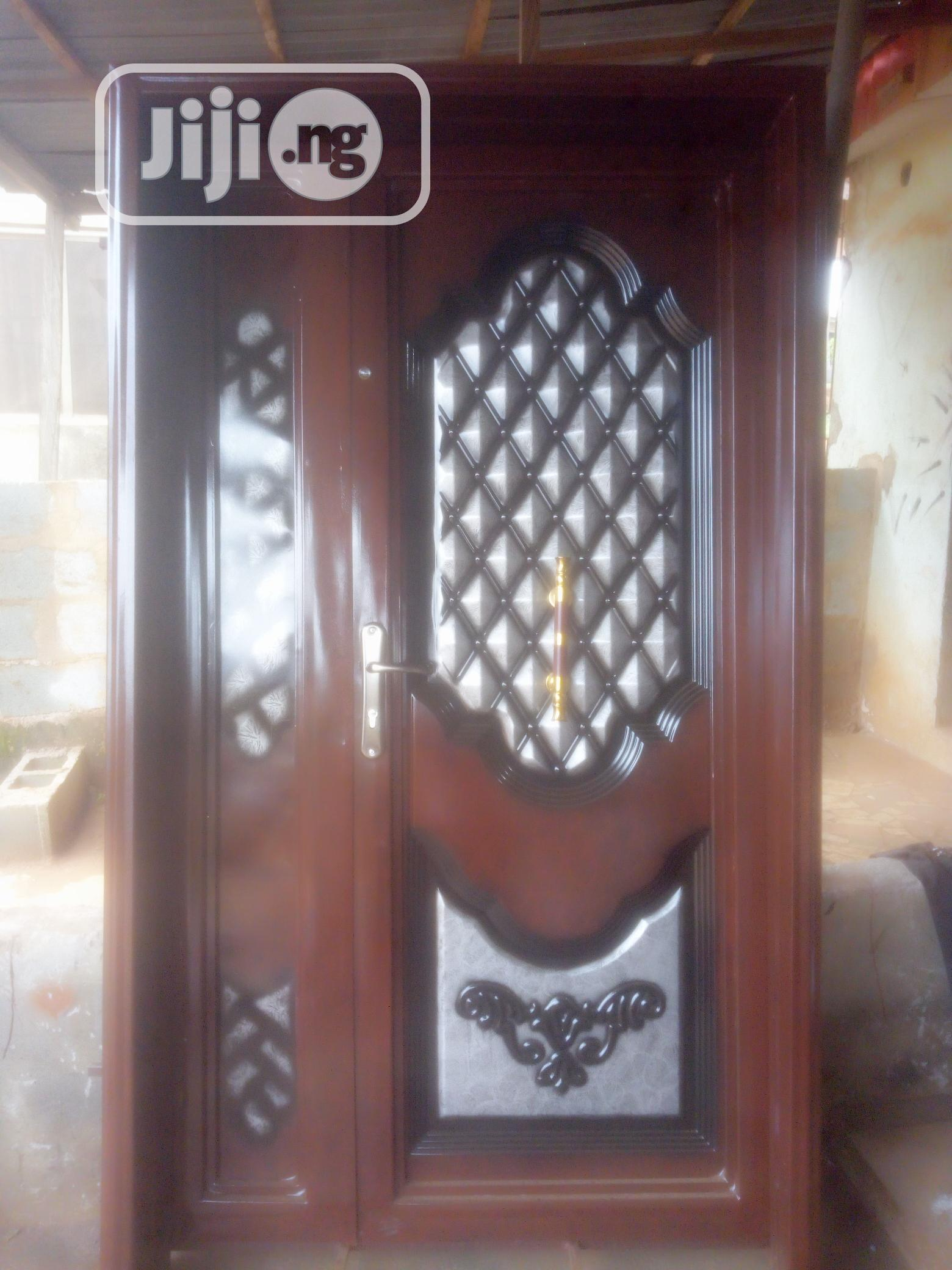 Metal Steel Iron Doors And Gates Of High Durable Quality.