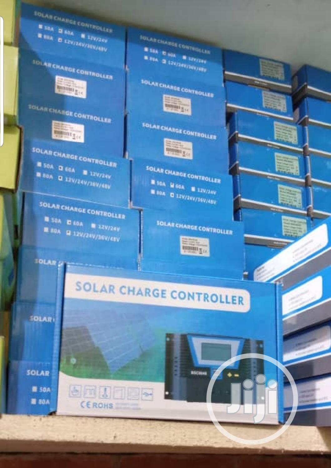 Archive: 60AH 12/24/36/48v Solar Charger Controller PWM