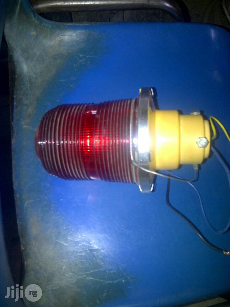 Aviation / Aircraft Obstruction Warning Light | Safetywear & Equipment for sale in Apapa, Lagos State, Nigeria