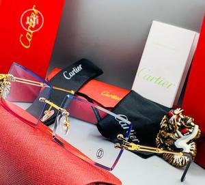 Cartier Designer Unisex Sunglasses | Clothing Accessories for sale in Lagos State, Lagos Island (Eko)
