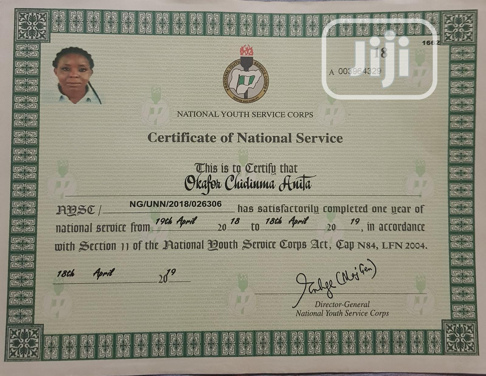 Accountant CV | Accounting & Finance CVs for sale in Ajah, Lagos State, Nigeria