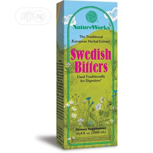 Natureworks Swedish Bitters, 3.8 Oz 100ml   Vitamins & Supplements for sale in Lagos State, Amuwo-Odofin