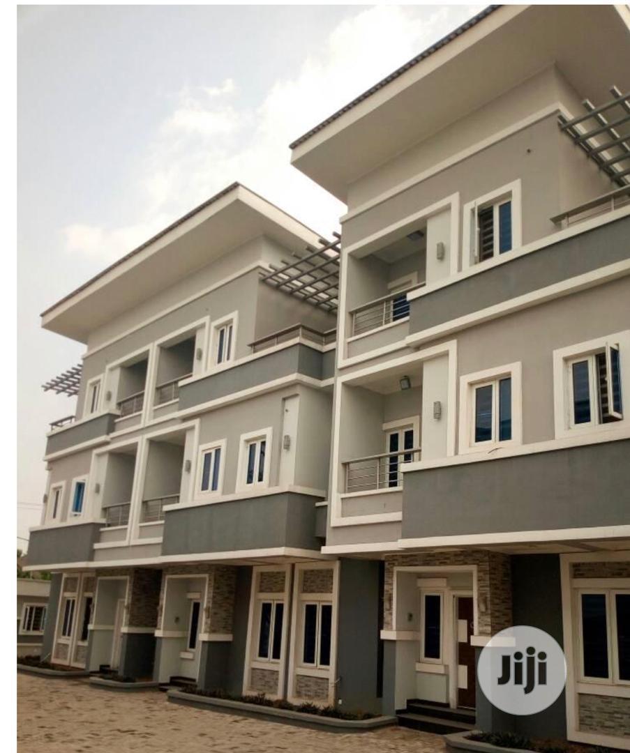 Ikeja,Tastefully Finished 4bedroom Terrace Duplex,