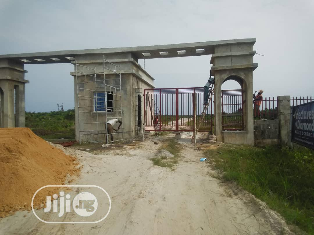 Hectares Of Diamond Phase2, Behind New Shoprite, Sangotedo, | Land & Plots For Sale for sale in Sangotedo, Ajah, Nigeria