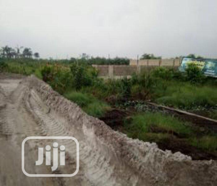 Hectares Of Diamond Phase2, Behind New Shoprite, Sangotedo,