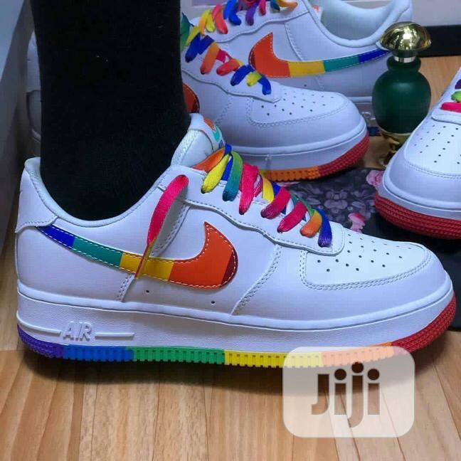 Archive: Unisex Nike Air Force 1