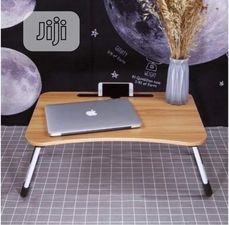 Foldable Laptop Table