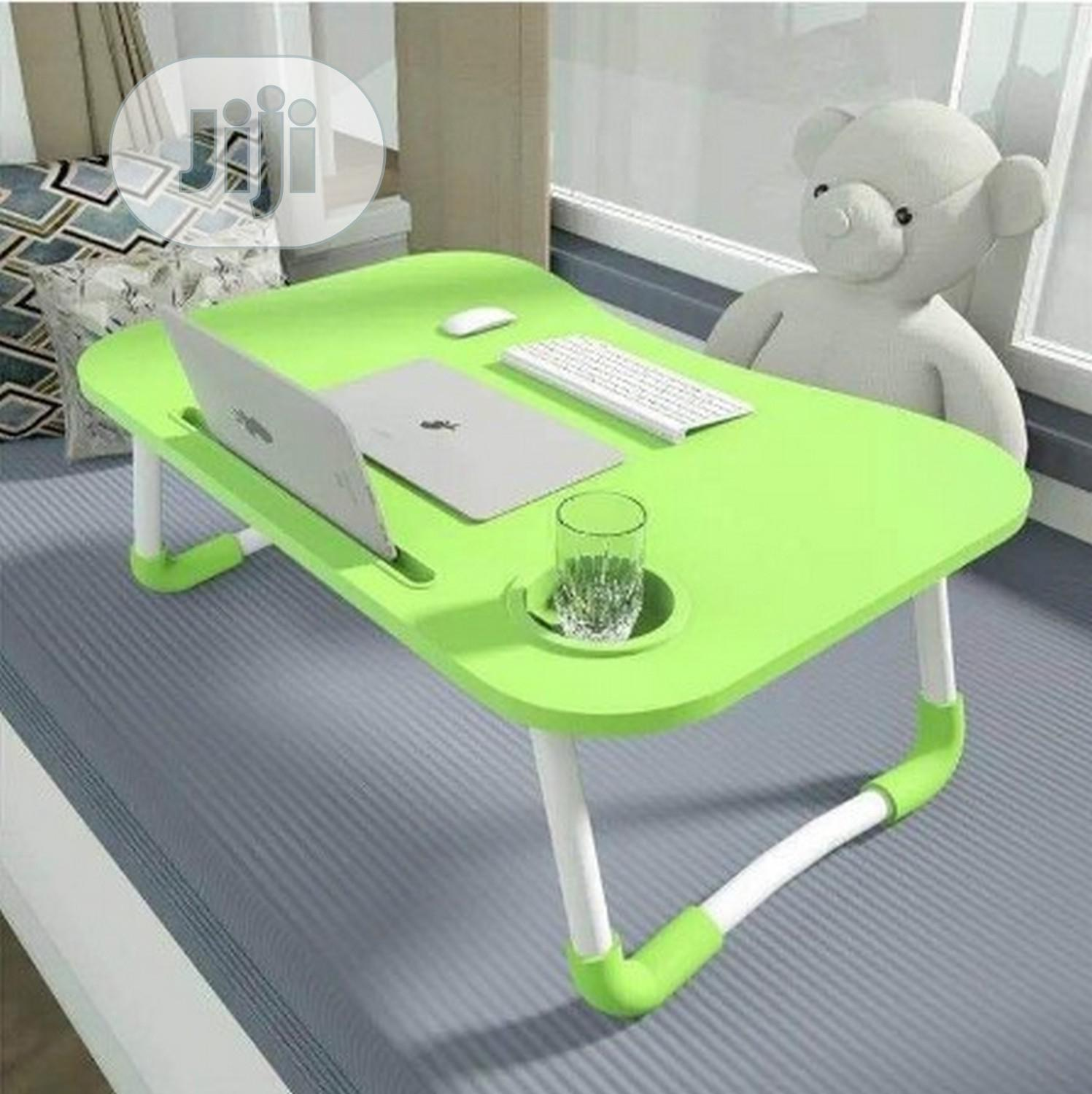 Foldable Laptop Table | Computer Accessories  for sale in Lagos Island (Eko), Lagos State, Nigeria