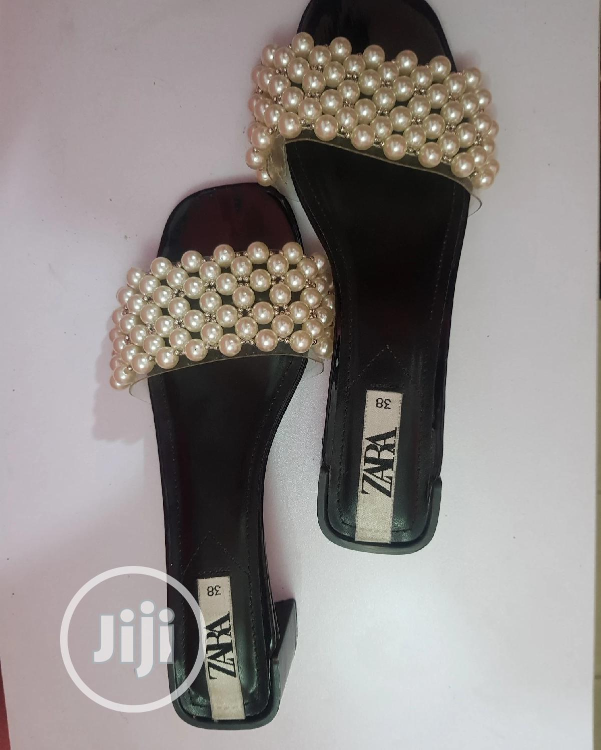 Archive: Zara Bead Slippers