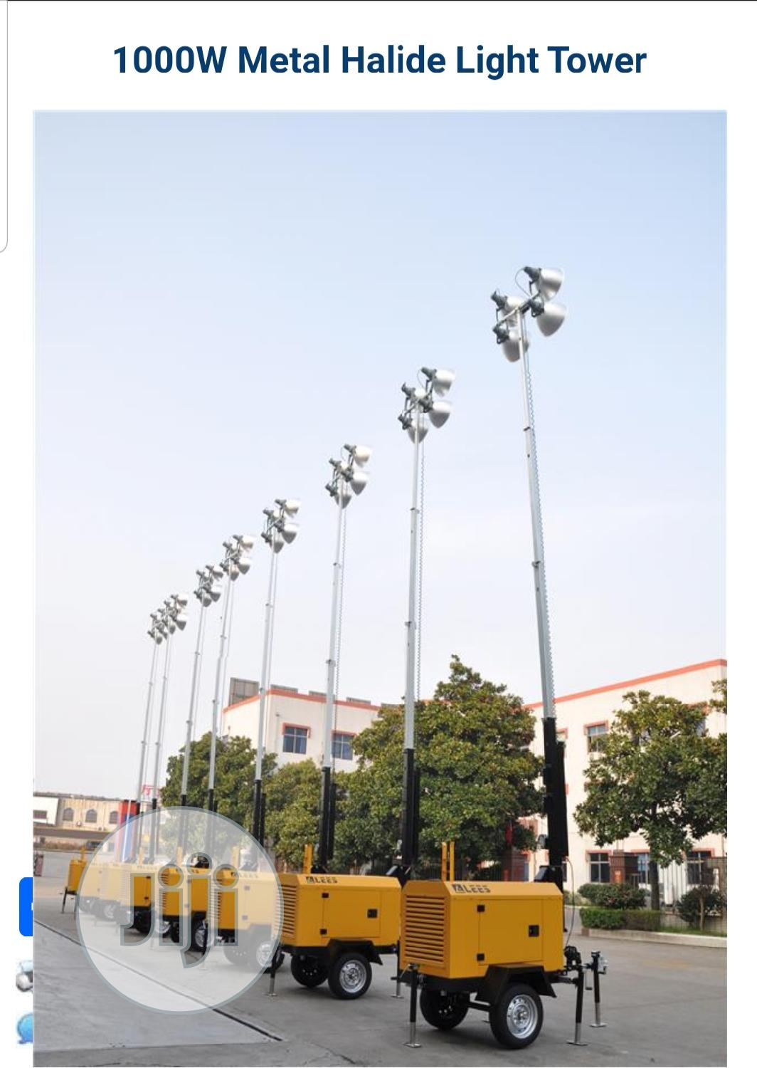 Tower Light(LEES LTY-V7) | Manufacturing Equipment for sale in Amuwo-Odofin, Lagos State, Nigeria