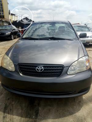 Toyota Corolla 2006 CE Gray | Cars for sale in Rivers State, Port-Harcourt