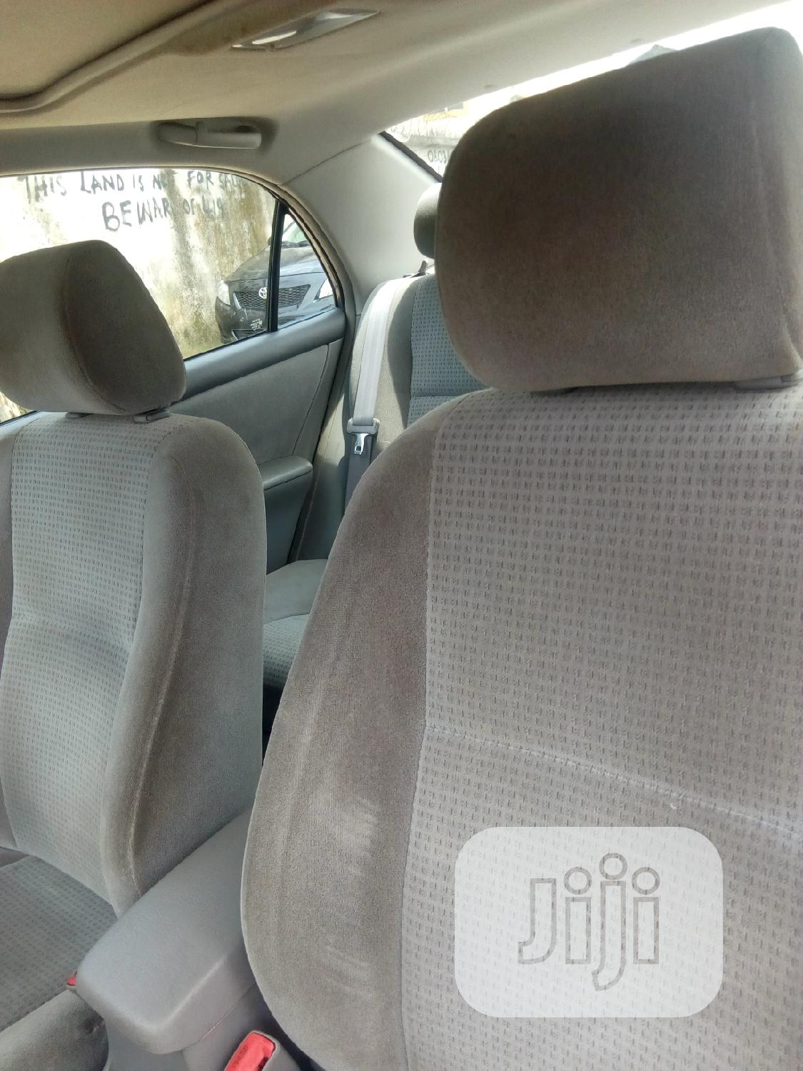 Toyota Corolla 2006 CE Gray | Cars for sale in Port-Harcourt, Rivers State, Nigeria