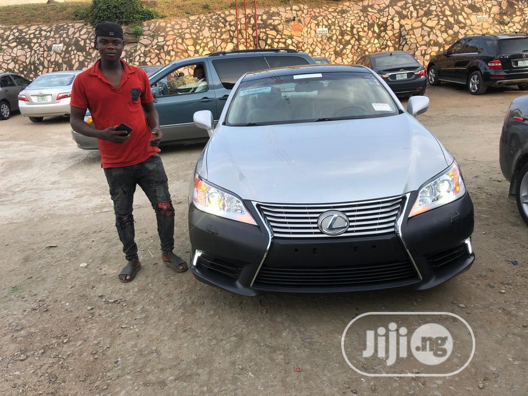 Toyota Camry 2007 Upgraded to Lexus Face | Vehicle Parts & Accessories for sale in Mushin, Lagos State, Nigeria