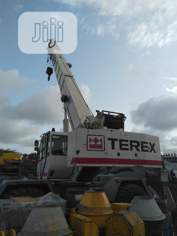 Terex Crane | Heavy Equipment for sale in Amuwo-Odofin, Lagos State, Nigeria