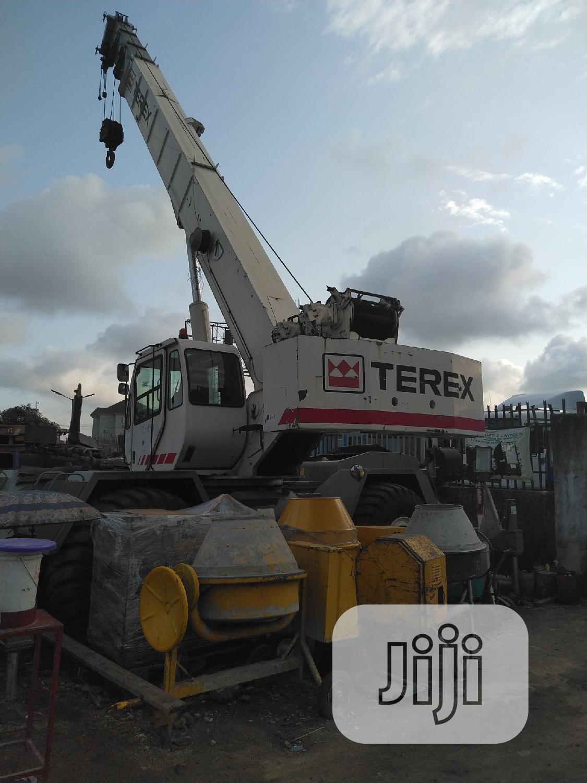 Terex Crane