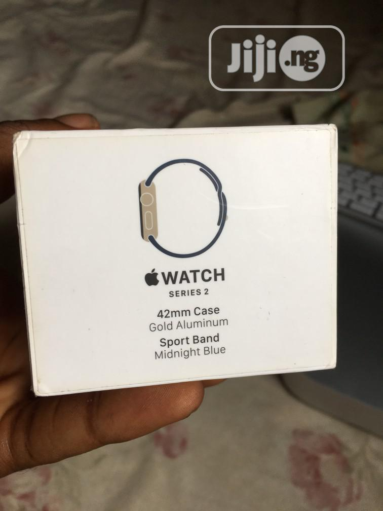 Apple Watch Series 2 44mm Gold Edition | Smart Watches & Trackers for sale in Oluyole, Oyo State, Nigeria