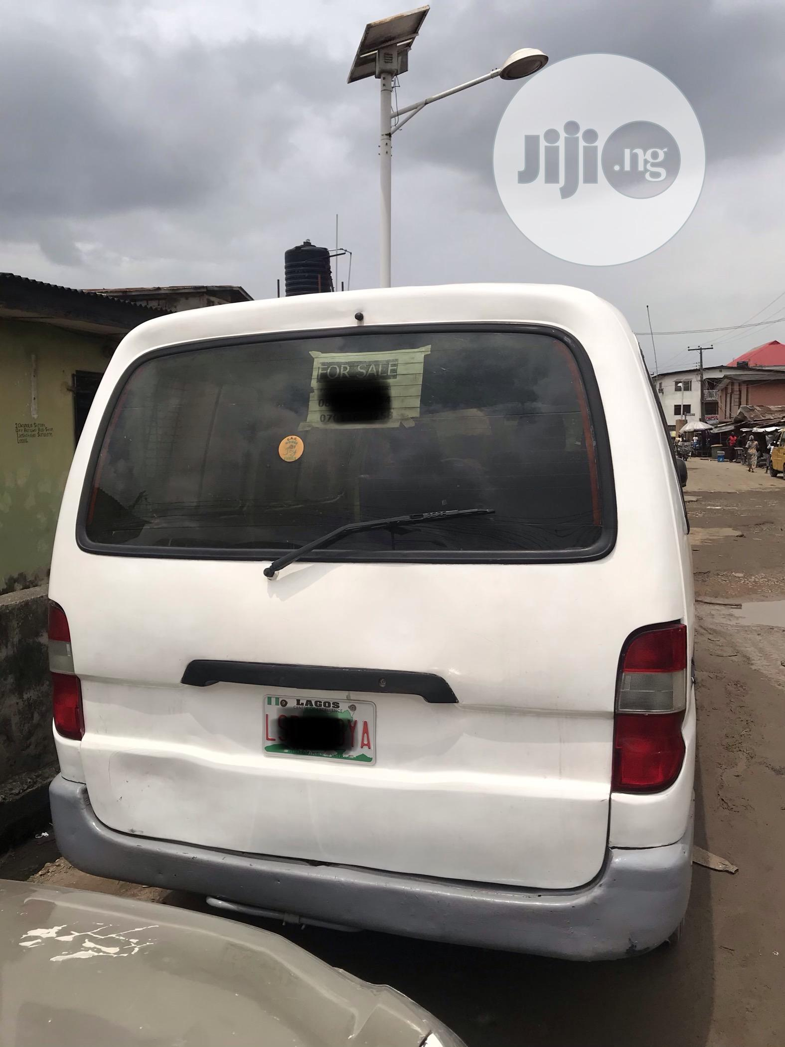 Toyota Hiace   Buses & Microbuses for sale in Surulere, Lagos State, Nigeria