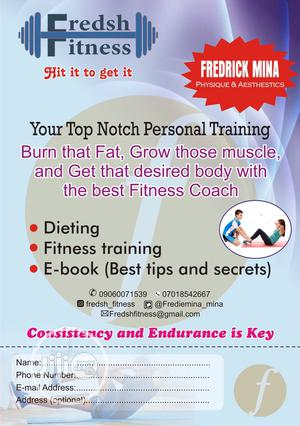 Personal Trainer | Fitness & Personal Training Services for sale in Lagos State, Lagos Island (Eko)