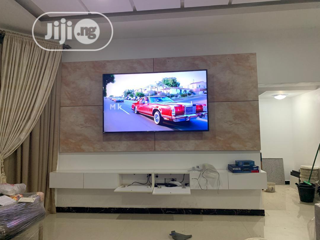 "LG 65"" UHD 4K Smart Television (Free Wall Hanger)"