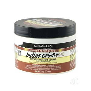 Aunt Jackie's Coconut Creme Recipes Butter Creme 213g | Hair Beauty for sale in Abuja (FCT) State, Gwarinpa