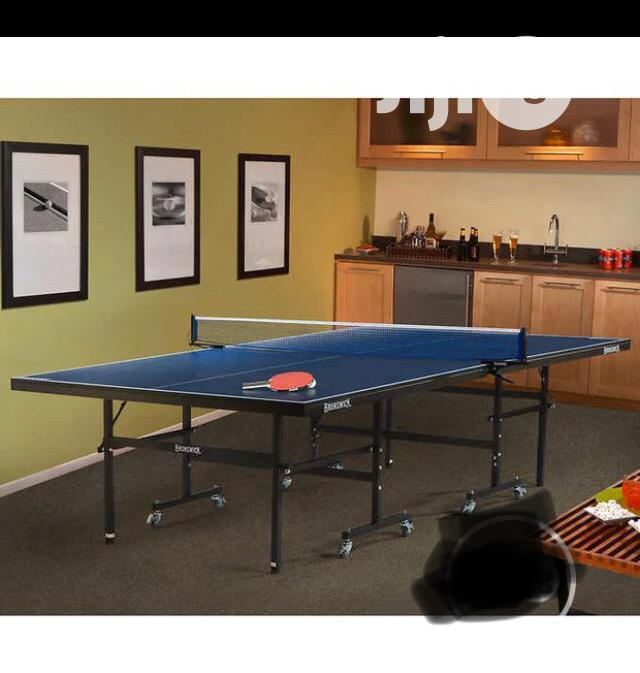 Standard Outdoor Table Tennis Boards | Sports Equipment for sale in Surulere, Lagos State, Nigeria