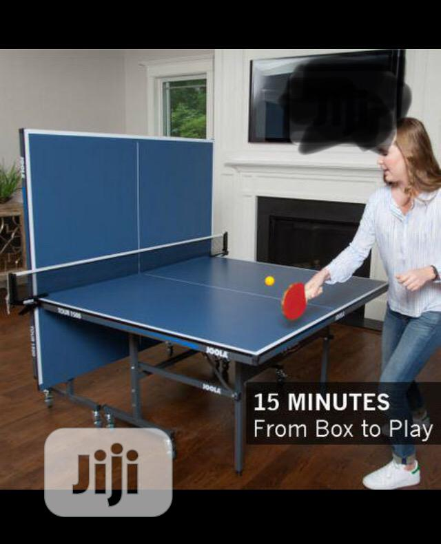 Standard Outdoor Table Tennis Boards