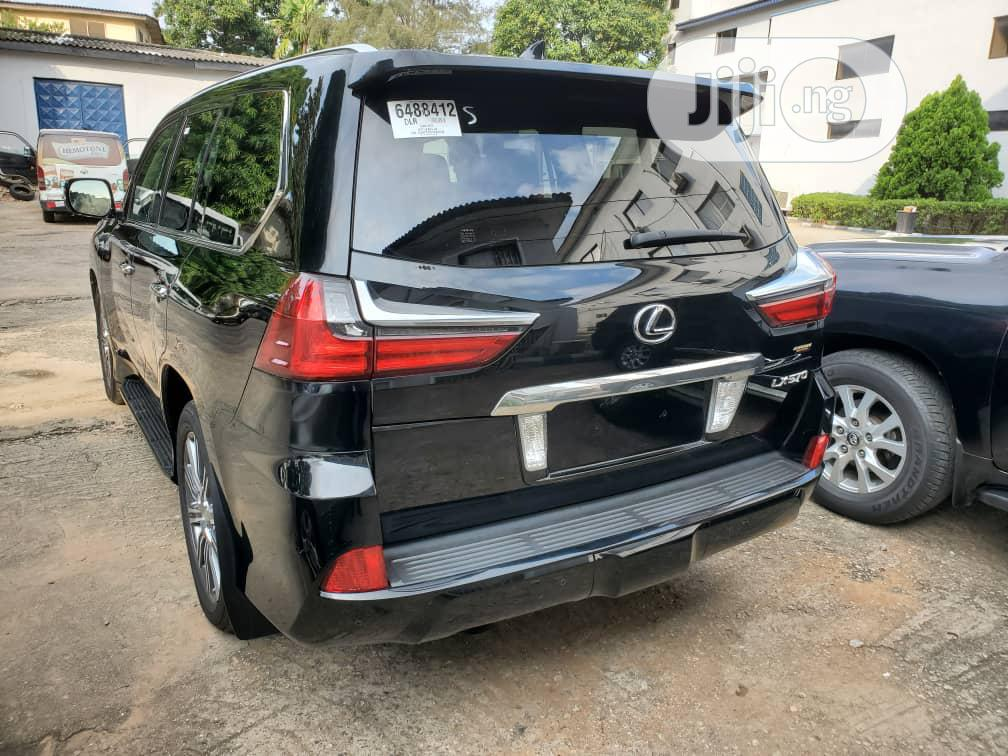 Lexus LX 570 2017 Black | Cars for sale in Ikeja, Lagos State, Nigeria