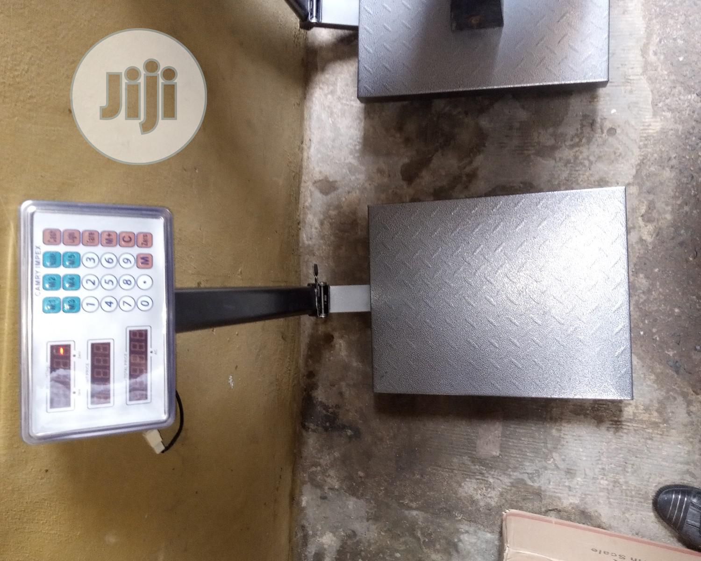 100kg Camry Impex Digital Platform Scale
