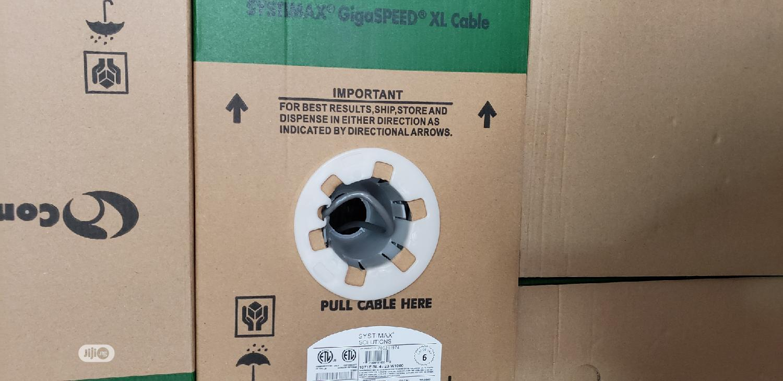 Commscope Cat6 Copper Cables