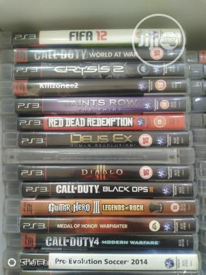 PS3 GAMES (Cd's & Installation)   Video Games for sale in Abuja (FCT) State, Wuse