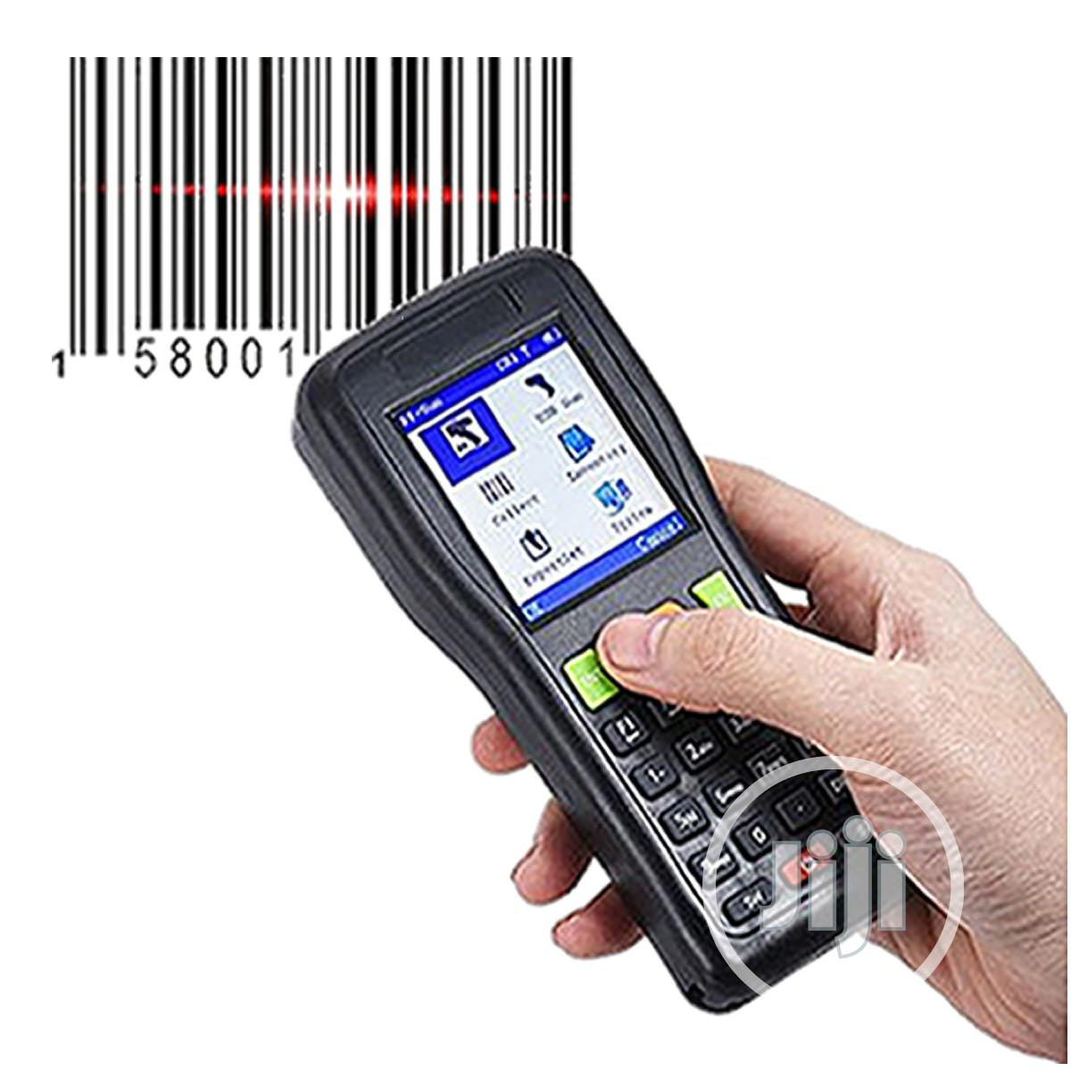 Archive: Wireless Inventory/Data Collector With Barcode Scanner